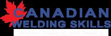 Canadian Welding Skills logo