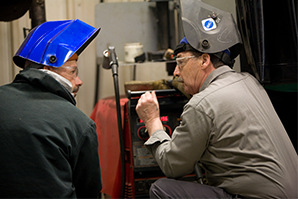 Welding Instruction